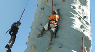 Rock Climbing Walls